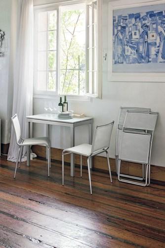 tavolo consolle trasformabile allungabile apogeo