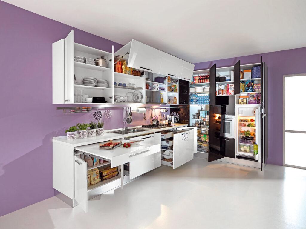 Attrezzature Per Cucine Come Creare Uno Spazio Funzionale Arredamenti E Mobili Brianza Arienti Arreda