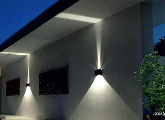 Illuminazione esterni